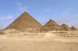 Excursión privada a Giza, Museo Egipcio y Bazar