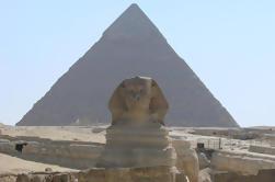 Destaques da pirâmide: Private Day Tour para Giza Sakkara e Dahshur do Cairo