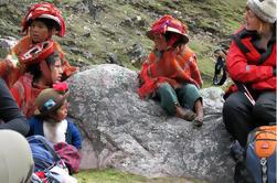 Lares de 4 días a Machu Picchu desde Cusco