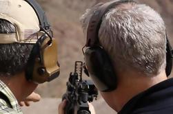 Experiencia de tiro al aire libre: Principiante, Intermedio o Avanzado