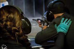 Experiencia de tiro de 3 ó 4 disparos en Las Vegas
