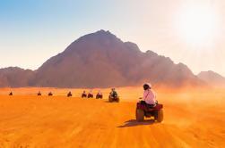 3 horas de safari en bicicleta Desert Quad desde Hurghada