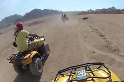 5-Hour Quad Bike Safari en Hurghada