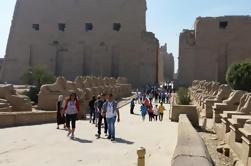Excursión privada de un día a Luxor desde Hurghada