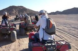 Viaje en grupo pequeño 4x4 en el Sahara desde Hurghada