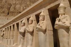 Visite o Vale dos Reis e o Templo de Hatshepsut na Cisjordânia do Nilo em Luxor