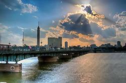 Cena Crucero por El Cairo en el Río Nilo con Show