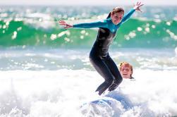 Leçon de surf privée de Santa Monica
