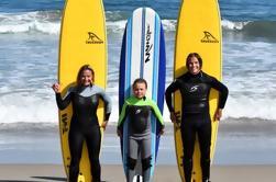 Malibu Lección de Surf Privada