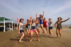 Lecciones de Surf en Lima