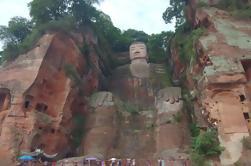 1 día de tour privado de Buda gigante de Leshan a través del tren de bala
