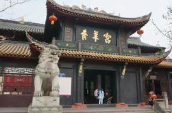1 Day Budget Chengdu Highlight Private Tour With Chengdu Giant Panda Breeding and Research Base Including Lunch