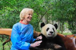 Private One Day Panda Volunteer Work