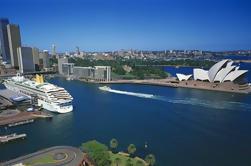 Transferência para o porto de Sydney: hotel da cidade ao porto do cruzeiro