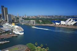 Transferência da chegada do porto de Sydney: Porto do cruzeiro ao hotel da cidade