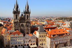 Visite historique de la vieille ville, de la nouvelle ville et du quartier juif à Prague