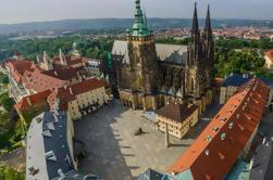 Excursão a pé do Castelo de Praga e do Distrito Real