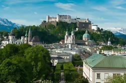 Tour introductorio privado de Salzburgo de 3 horas con historiador