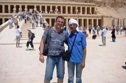 Tour da Cisjordânia de Luxor