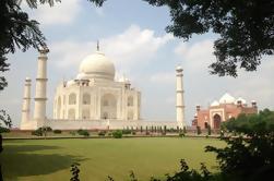 Excursión privada de 5 días al triángulo dorado a Agra y Jaipur desde Delhi