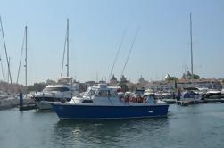 Pêche au récif d'un jour à Albufeira