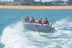 Crazy UFO båttur fra Albufeira