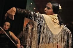 Tour y espectáculo histórico de medio día de flamenco
