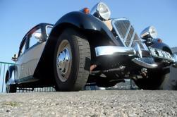 Tour privado: Tour de la Riviera Francesa en el coche antiguo de Niza