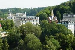 Traslado privado a Karlovy Vary - Carlsbad desde Praga