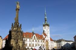 Traslado privado a Olomouc desde Praga