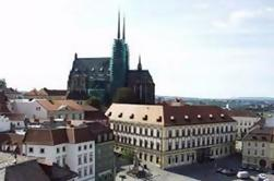 Traslado privado a Brno desde Praga