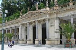Moser Glassworks e Jan Becher Museum e Karlovy Vary Private Tour de Praga