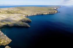 Excursión de un día a las islas Aran, acantilados de Moher y Cliff Cruise desde Galway