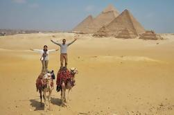 Excursión de medio día a las pirámides y esfinge de Giza
