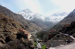 Randonnée pédestre de trois jours sur les hautes montagnes de l'Atlas à partir de Marrakech