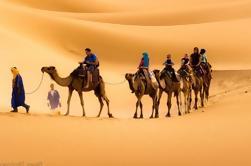 Excursion privée de 3 jours au désert du Sahara à Merzouga de Marrakech