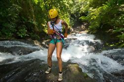 Rappel El Encanto Cascada en Jaco