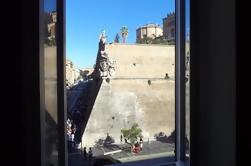 Disfrute de una excursión en grupo pequeño por el Vaticano y la Capilla Sixtina