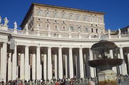 Excursão em grupo de meio dia: Museus do Vaticano, Basílica de São Pedro e Capela Sistina