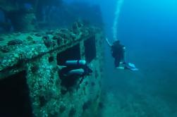 Excursión de buceo certificado: South Shore Wreck Dive