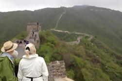 Private Beijing Layover Tour: Gran Muralla, Plaza Tian'anmen y Ciudad Prohibida con Traslado al Aeropuerto