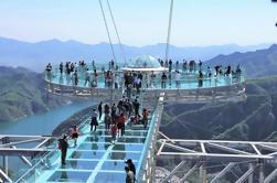 Tour privé de Pékin à la plus longue plate-forme d'observation en cantilever du monde à Shilinxia