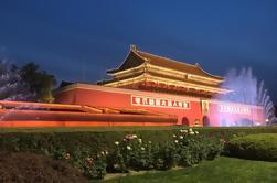 Pequeño grupo de Pekín Iluminaciones Noche Tour