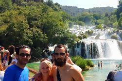 Cascadas de Krka y excursión de un día a Sibenik desde Omis