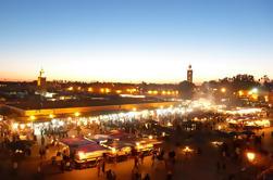 Tour privado: Tour guiado de Marrakech de medio día