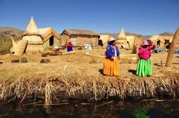 Alojamiento en casa de familia Amantani Island en Puno
