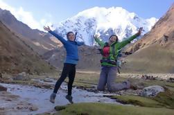 Salkantay 5-daagse tocht naar Machu Picchu