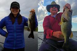 Medio día de viaje de pesca en el río St Johns cerca de Daytona