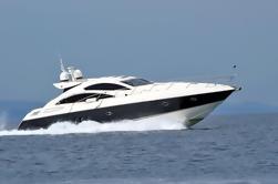 70 'Predator Yacht Charter con capitán y compañero