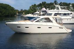 40 'Sealine Charter con el capitán y el compañero